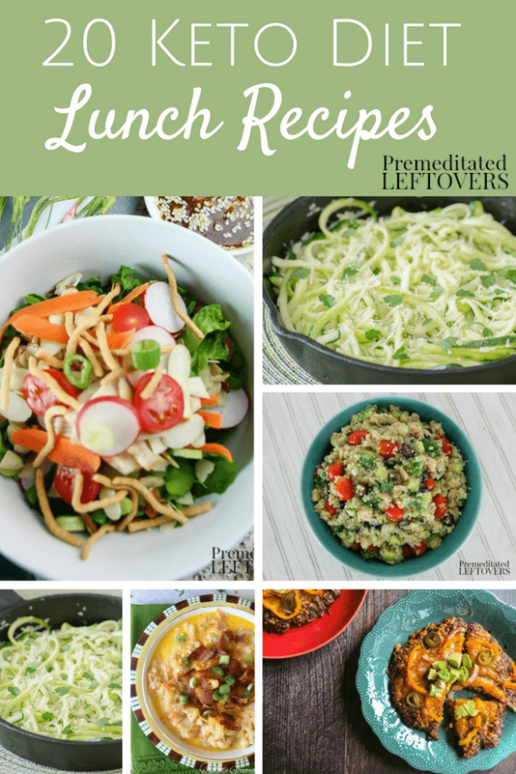 20 Keto Lunch Recipes - food recipes keto