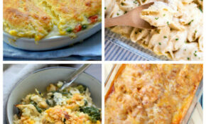 20 One Dish Dinners To Make With Leftover Rotisserie ..