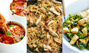 20 Quick & Easy Dinner Ideas – Recipes For Fast Family ..