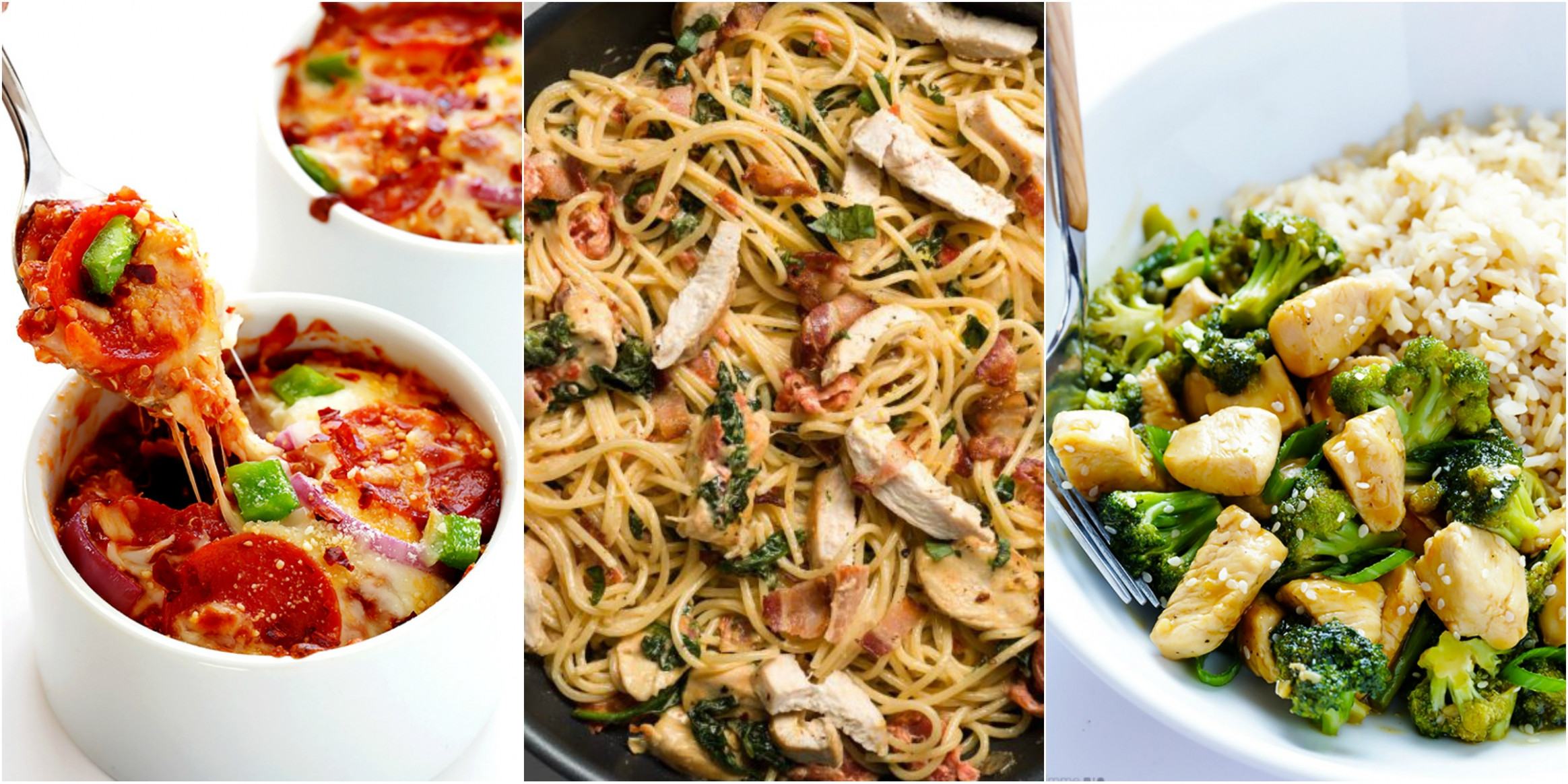 20 Quick & Easy Dinner Ideas - Recipes for Fast Family ..