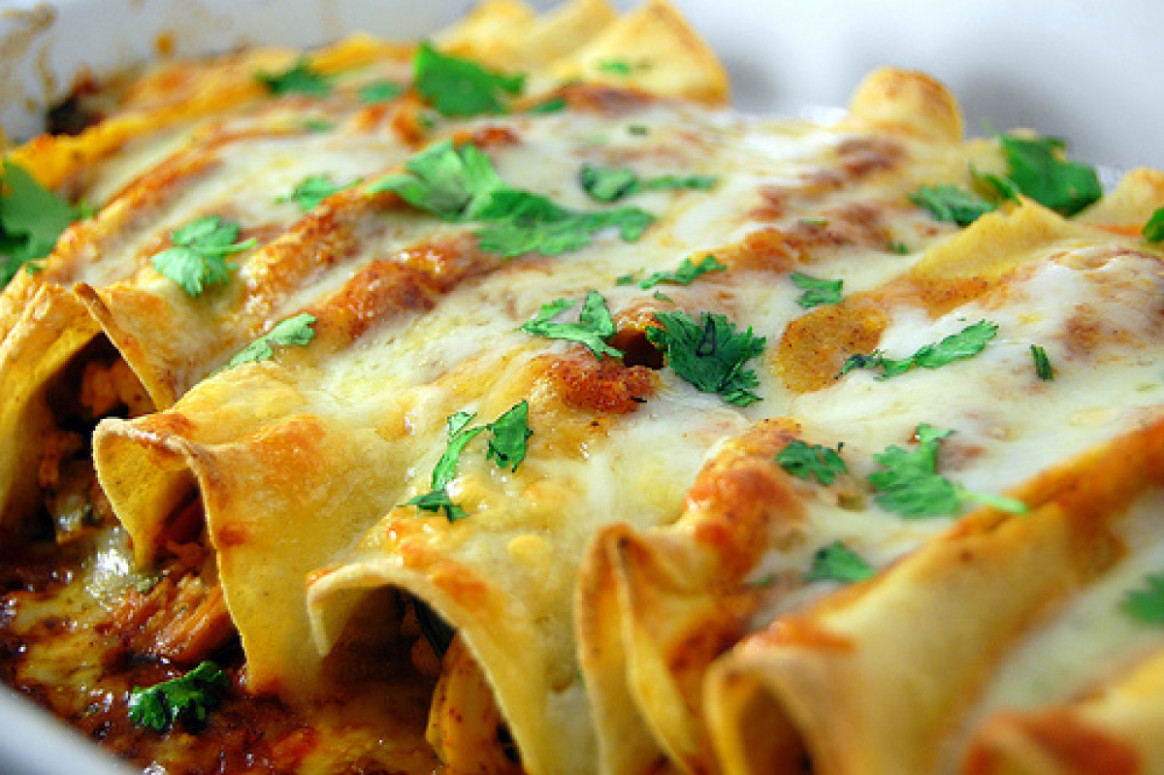 20 Reasons Enchiladas Are The Ultimate Comfort Food ..