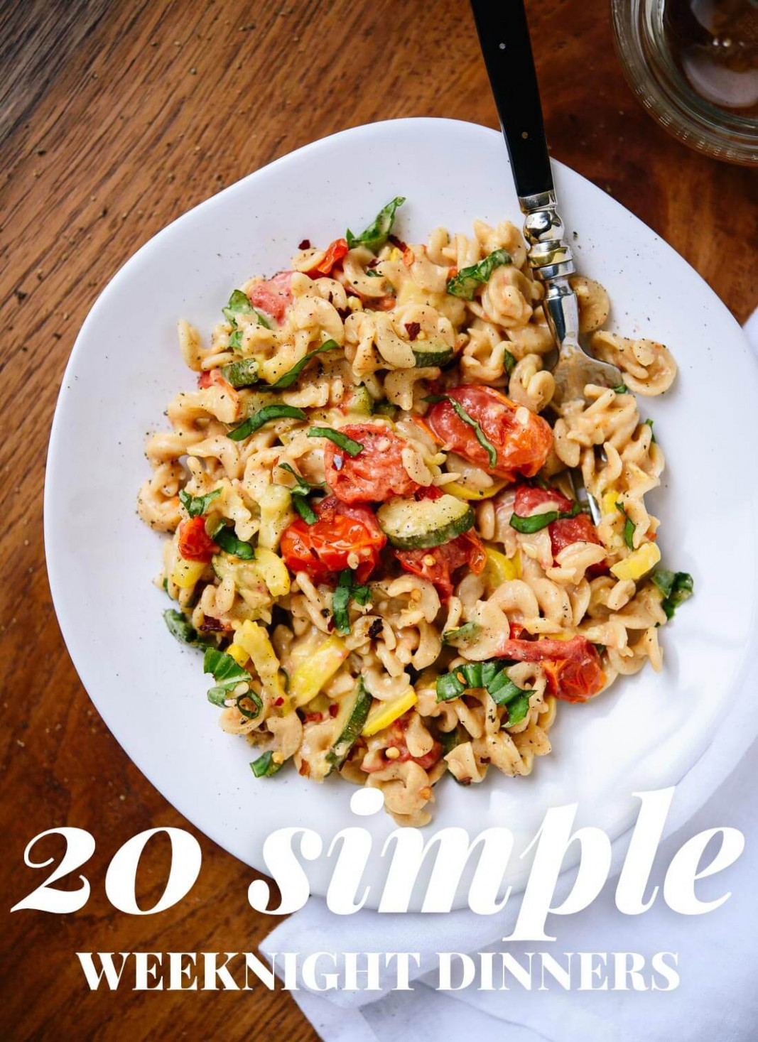 20 Simple Vegetarian Dinner Recipes - Cookie and Kate - vegetarian recipes dinner healthy
