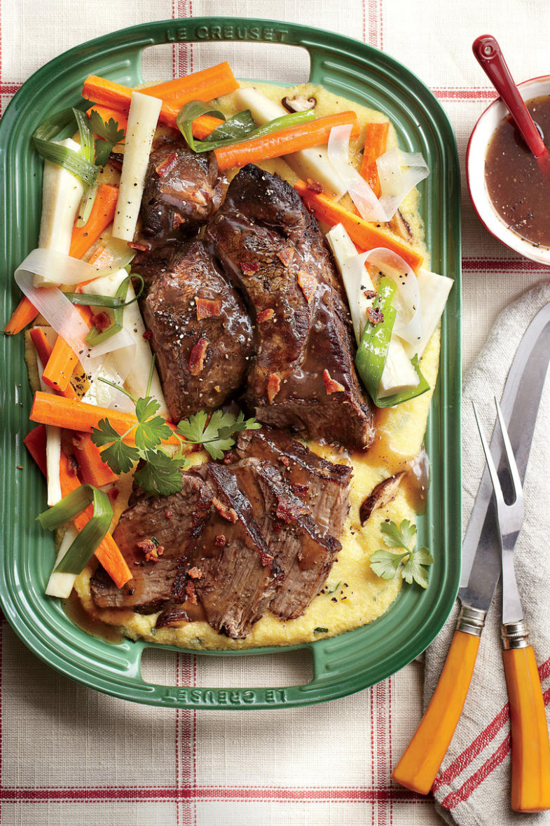 20 Sunday Dinner Ideas With Easy Recipes - Southern Living - recipes for dinner