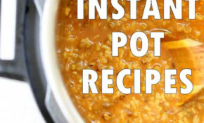 20 Vegan Instant Pot Recipes – Vegan Richa – Vegetarian Recipes For The Instant Pot