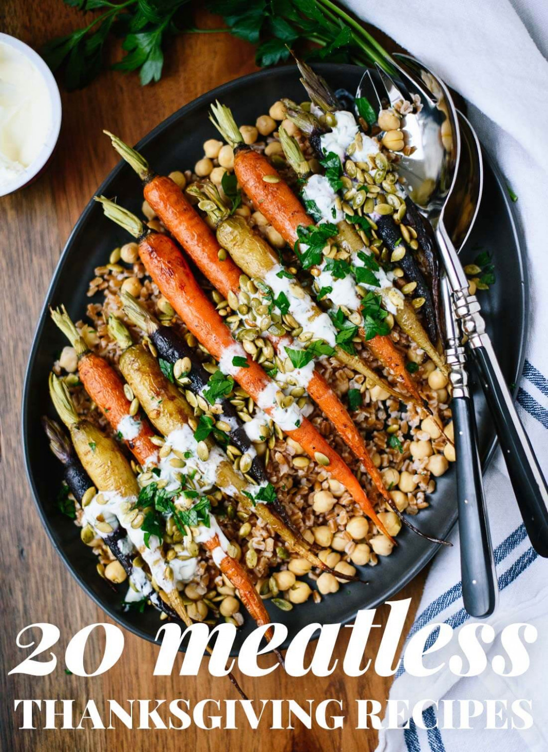 20 Vegetarian Thanksgiving Recipes - Cookie and Kate - vegetarian thanksgiving recipes