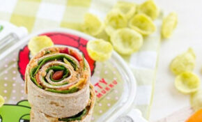 20 Vegetarian Wrap Recipes – Vegetarian Wraps And Rolls Recipes