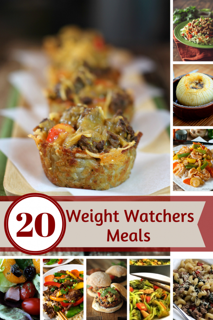 20 Weight Watcher Recipes | Two Kids and a Coupon - weight watchers recipes dinner