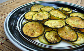 2012 07 16 – Salt & Pepper Zucchini Chips – 0015 – Dehydrated Food Recipes