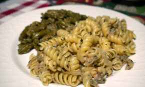 2013 02 01 – VI Walnutty Beans & Fusilli – 0006 – Fusilli Pasta Recipes Vegetarian