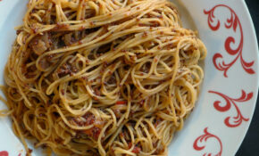 2015 03 30 – Red Quinoa Bolognese – 0008 [flickr] – Recipes Vegetarian Pasta Sauce