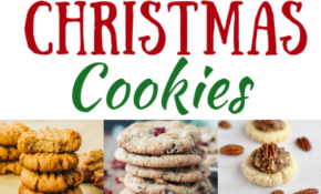 21 Gluten Free Christmas Cookies For A Healthier Christmas ..