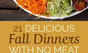 21 Meatless Dinners That Are Perfect For Fall | Health ..