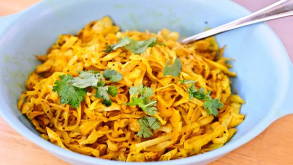 21 quick and easy Indian food recipes for beginners - white cabbage recipes vegetarian