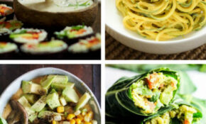 21 Satisfying Raw Vegan Recipes For Dinner | The Green Loot – Raw Food Recipes Dinner