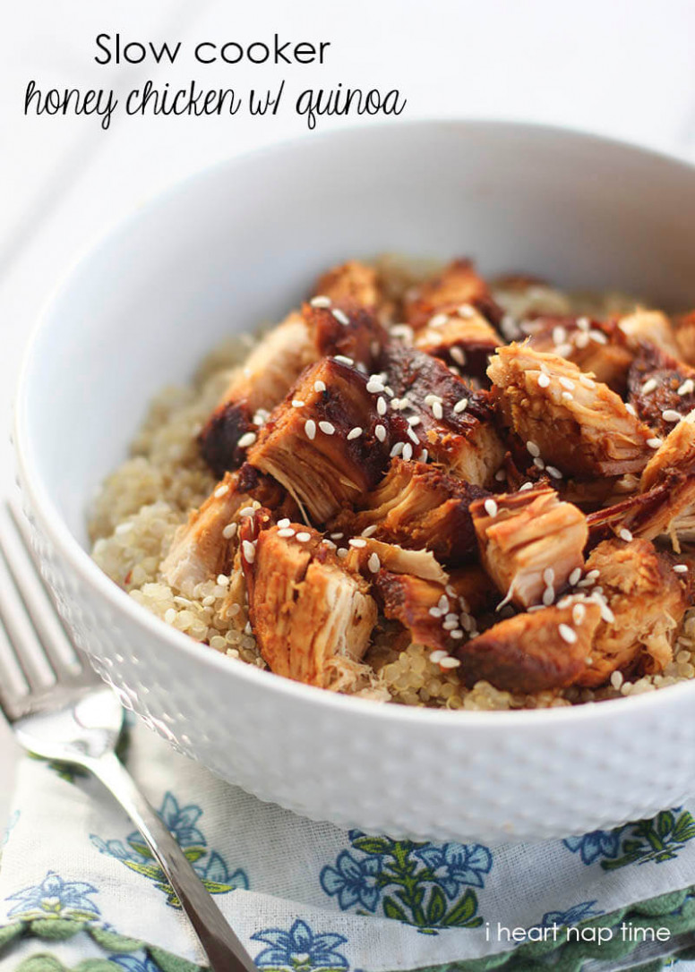 21 Satisfying Slow Cooker Quinoa Recipes - Simply Quinoa - healthy quinoa recipes
