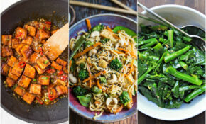 21 Vegan Chinese Recipes » Vegan Food Lover