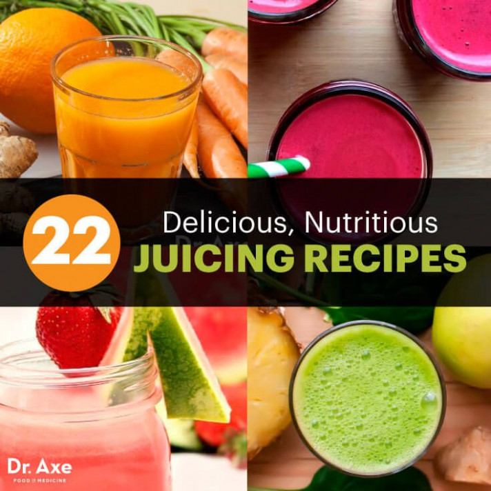 22 Delicious, Nutritious Juicing Recipes You're Sure to ..