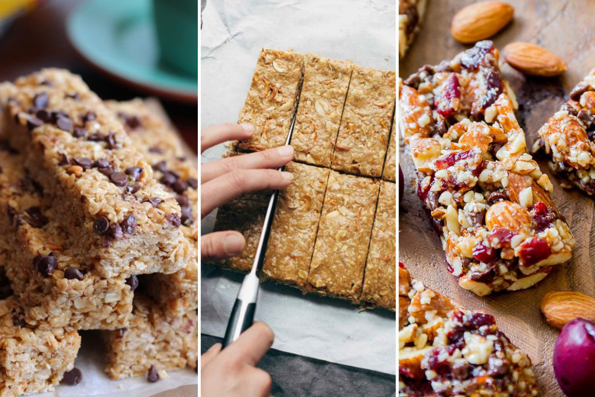 22 Healthy Homemade Granola Bars You Need to Survive Your ..