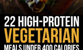 22 High Protein Meatless Meals Under 400 Calories | Tacos ..