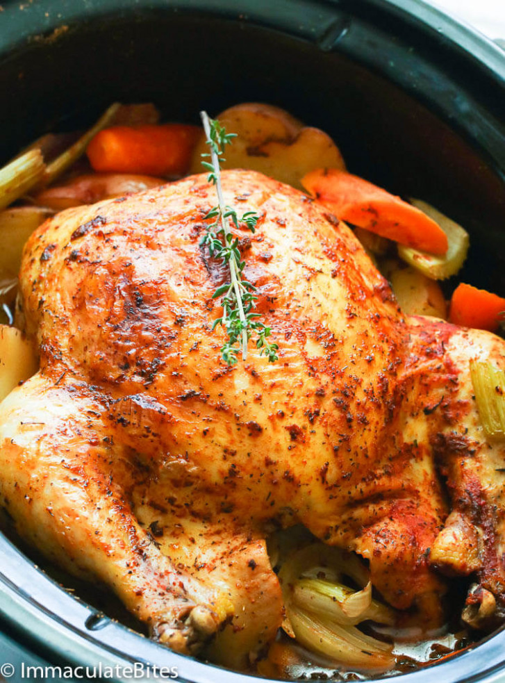 23 Different Ways To Cook Whole Chicken (With Pictures ..