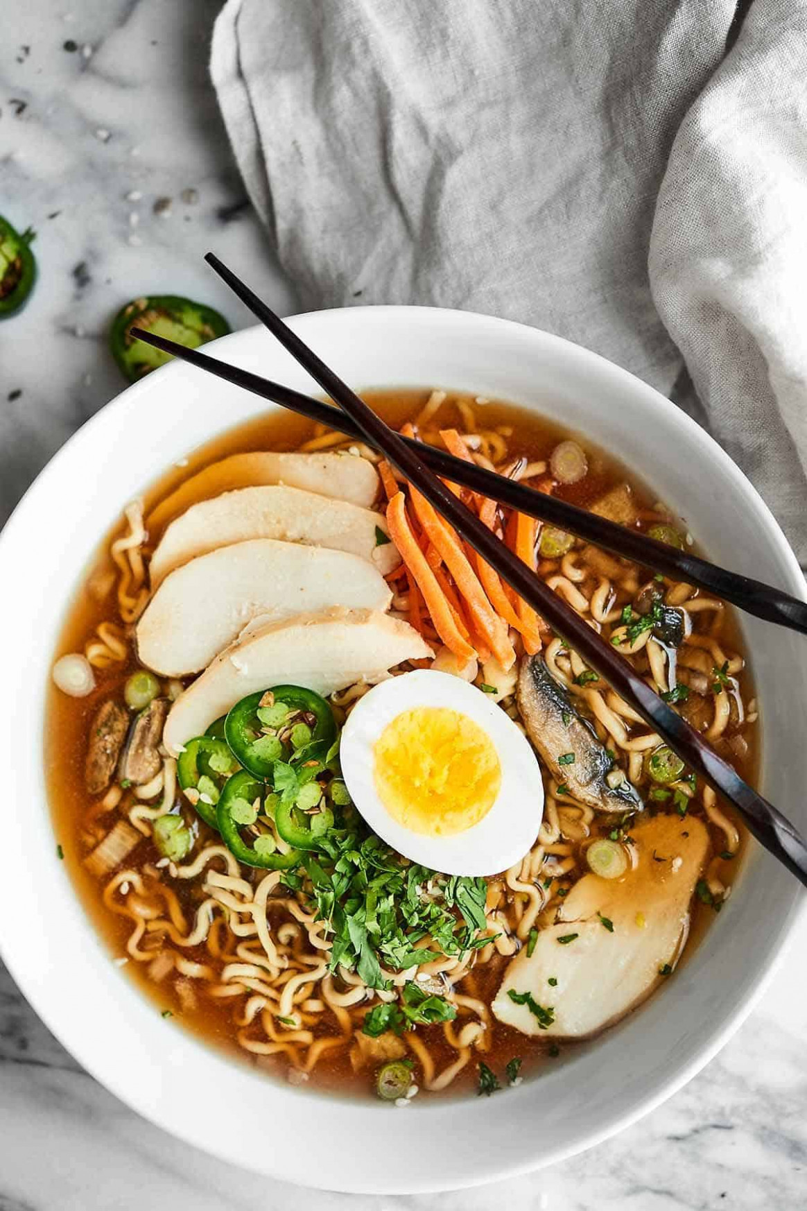 23 Ramen Recipes to Prepare for the Cool Weather - An ..