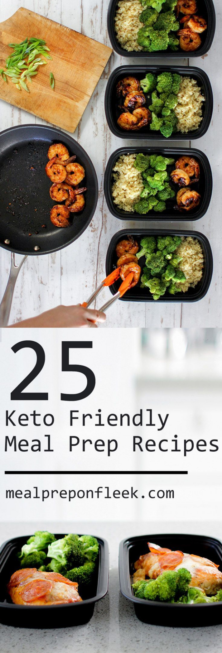 25 (Amazing) Keto Meal Prep Recipes | Dinner | Keto ..