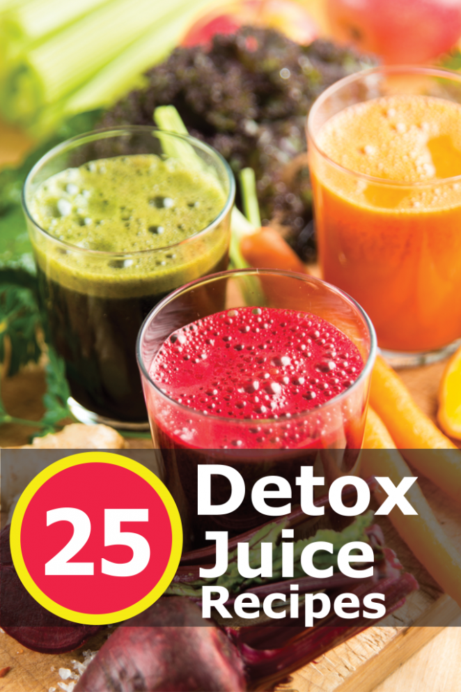 25 Anti Inflammatory Detox Juice Recipes | Detox Juice Recipes - Healthy Recipes Juice