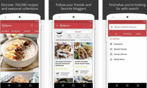 25 Best Cooking Apps For IPhone & Android | Free Apps For ..