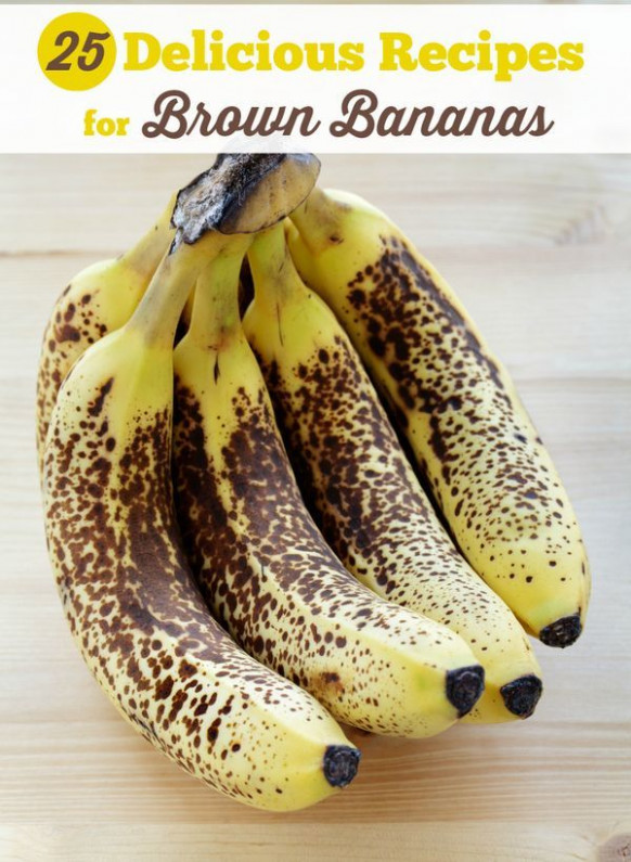 25 Delicious Recipes for Brown Bananas | FOOD: Healthy ..