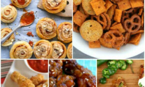 25 Football Party Finger Foods Everyone Loves ⋆ Real Housemoms – Recipes Party Finger Food