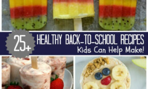 25+ Healthy Back To School Recipes! #HorizonB2S | My Site – Healthy Recipes To Make