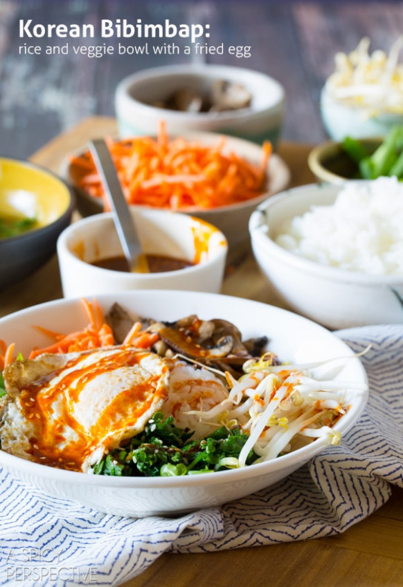 25 Healthy New Year's Recipes - A Spicy Perspective - healthy recipes korean
