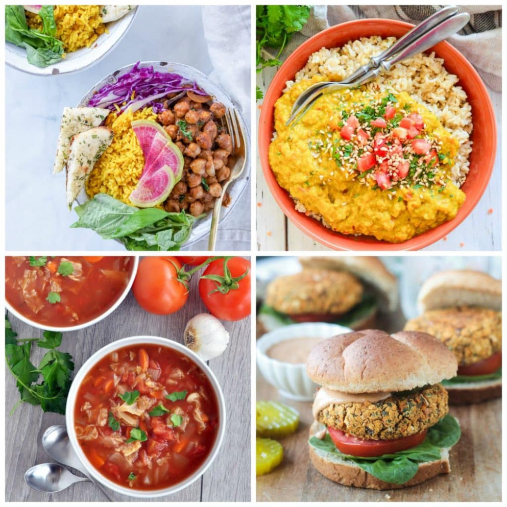 25 Healthy Vegan Gluten Free Dinner Recipes - My Whole ..