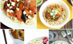 25 Low Fat Crock Pot Recipes ⋆ Real Housemoms – Low Fat Recipes Chicken