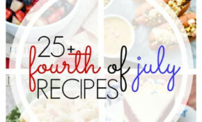 25+ Must See July 4th Recipes! – Yummy Healthy Easy – Healthy Fourth Of July Recipes