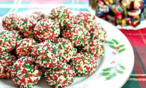25 Of The Most Festive Looking Christmas Cookies Ever – The Best Xmas Food Ever Recipes