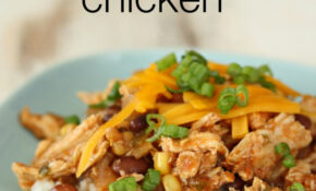 25 Simple & Delicious Slow Cooker Recipes – Quick Crock Pot Recipes Chicken