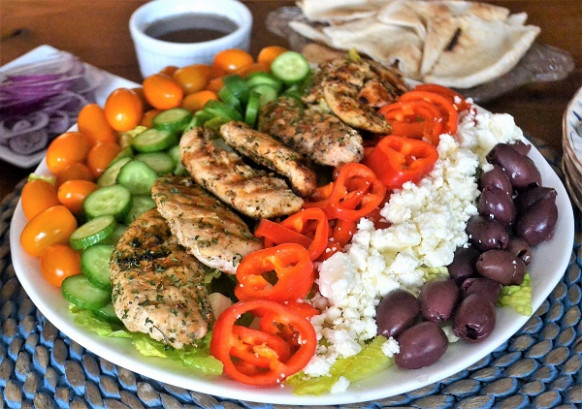 25+ Summer Dinner Salad Recipes – A Kitchen Hoor's Adventures - salad recipes dinner