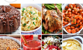 25+ Thanksgiving Recipes – Recipes Thanksgiving Dinner