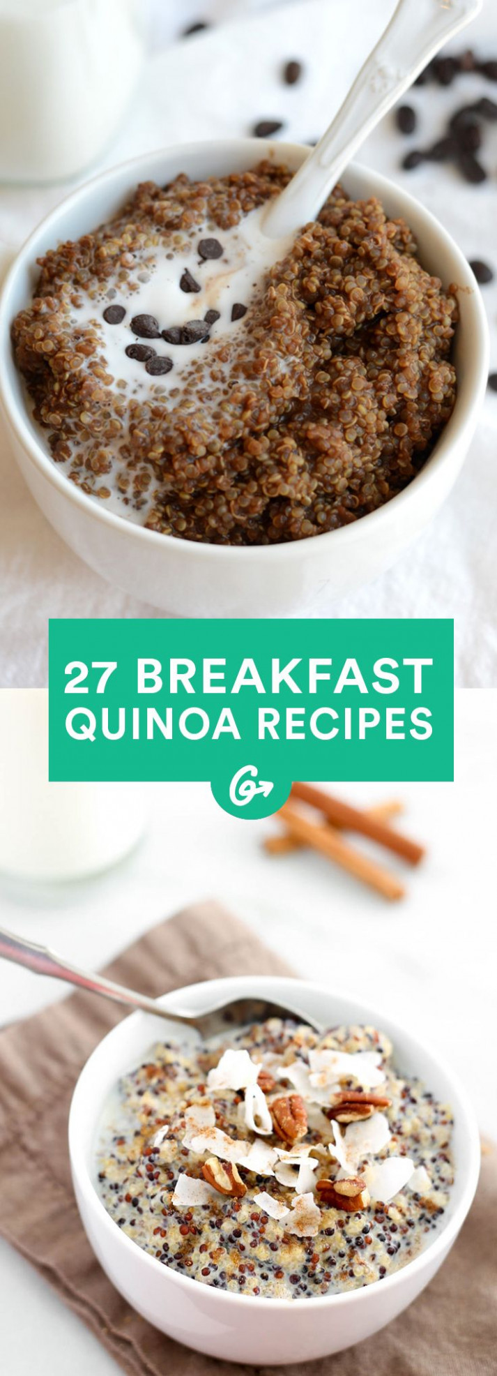 27 Breakfast Quinoa Recipes That'll Make You Forget All ..
