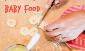 27 Easy DIY Baby Foods | Baby Food Recipes, Homemade Baby ..