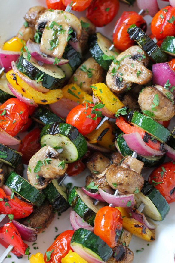 27 Grilled Kebab Recipes That Will Make Your Mouth Water ..