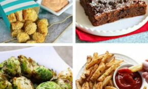 27 Super Tasty Vegan Air Fryer Recipes (Healthy) | The ..