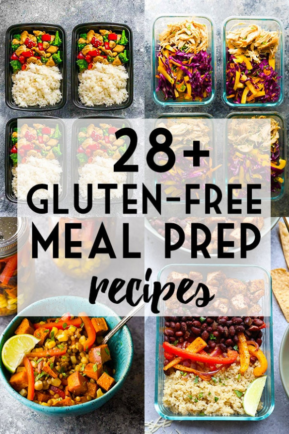 28+ Gluten Free Meal Prep Recipes   Sweet Peas And Saffron - Dinner Recipes Gluten And Dairy Free