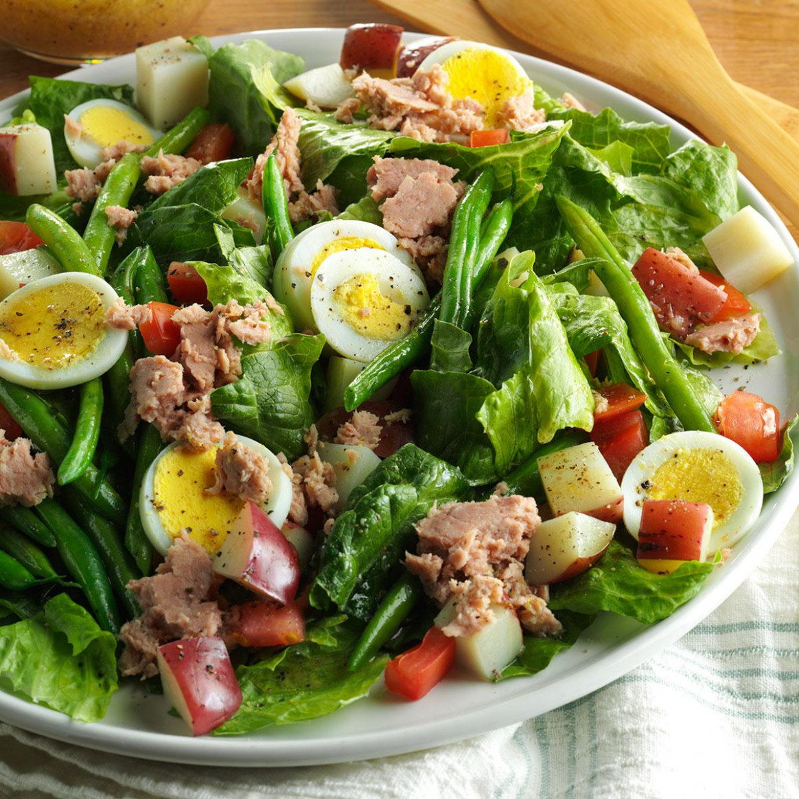 28 Healthy Salads for Weight Loss | Taste of Home - recipes salad healthy