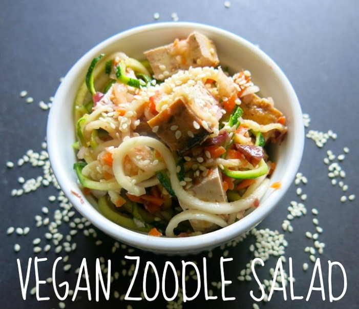 28 Irresistible and Quick Zoodle (Zucchini Pasta) Recipes - zoodle recipes vegetarian