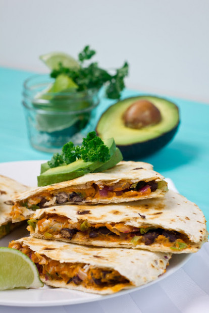 29 Healthy Quesadilla Recipes to Satisfy All Your Cravings ..