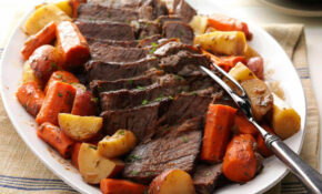 29 Mouth Watering Pot Roast Recipes | Taste Of Home – Recipes Dinner Beef