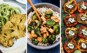 29 Yummy Vegan Weight Loss Recipes for Dinner [Healthy ...