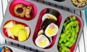 3 Bento Box Lunches – Healthy Recipes – It's Raining Flour – Healthy Recipes For Lunch